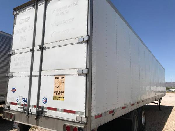 2010 utility 2013 Thermo king s600 forever reefer semi trailer (Tucson) $29900