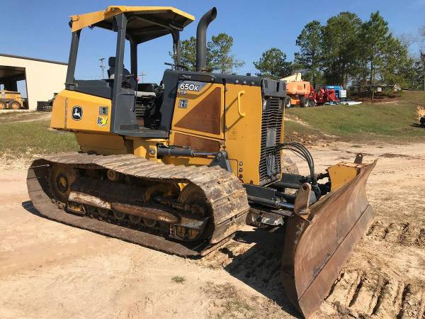 2012 John Deere 650K UP TO DATE ON SERVICE (CALL TOBY 229-221-4493) $69900