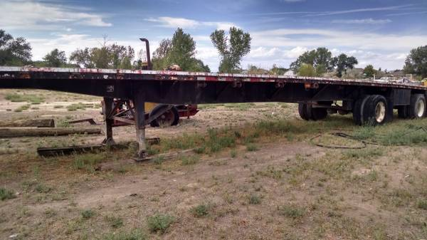 FOR SALE Semi Trailer (Cortez) $5000