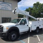 Ford F 550 Utility Bucket Truck Boom Truck Excellent Condition (woodbridge) $29500
