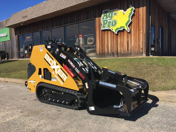 NEW Boxer Compact Utility Track Loader with Warranty (Call Toby 229-221-4493) $22300