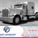 Truck, Trailer, AG & Construction Equipment Financing (Silver Springs)
