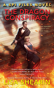 Cover art for The Dragon Conspiracy