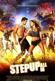 Step Up: All In   Jessica Reid Fox - Makeup
