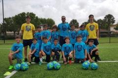 Doral Soccer Club Summer Camp 2017 02