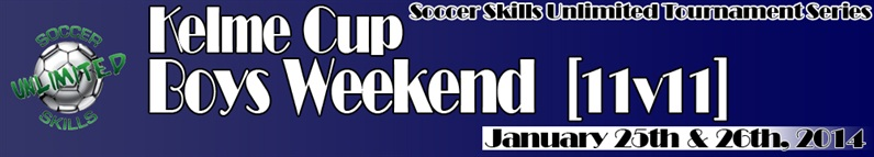Kelme Cup Jan 25 Doral Soccer Club