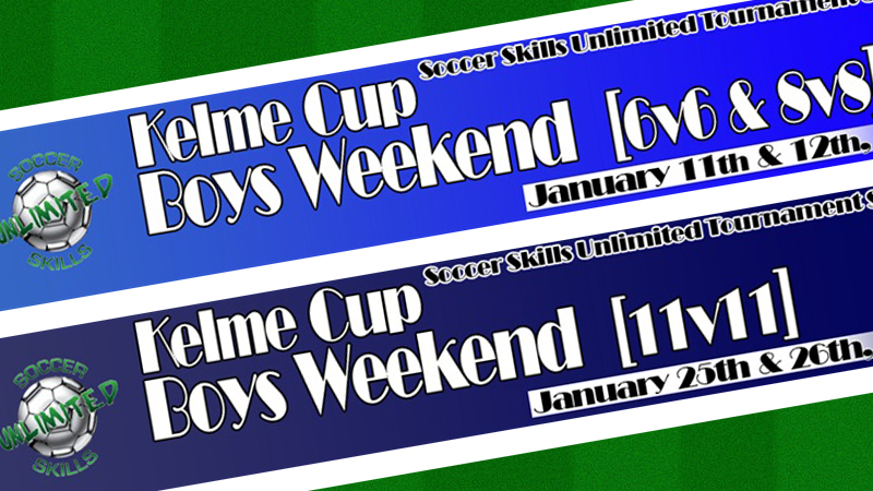 Kelme Cup Boys Weekend