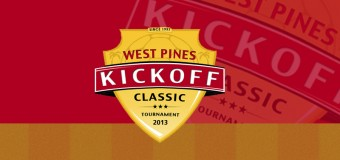 23 rd Annual West Pines Kickoff Classic October 19 -20, 2019