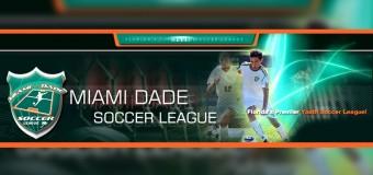 Miami Dade Soccer League 2017 Spring Season