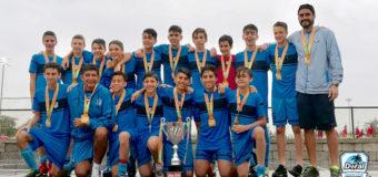 U14 White Champions Florida State Cup 2018!
