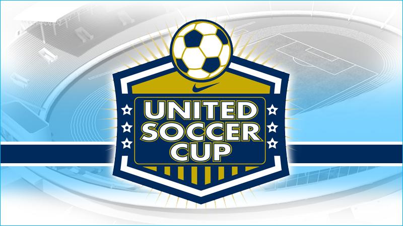 UNITED SOCCER CUP SEPTEMBER 20-22, 2019