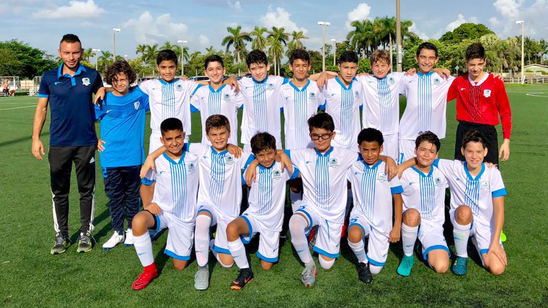 U13 Elite Champions Adidas Super Cup 2018