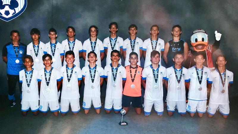 U16 Elite Coach Marcos De Godoy Finalist Showcase Disney Sep 1/3, 2018