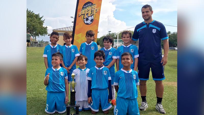 U9 Elite Champions Adidas Super Cup 2018