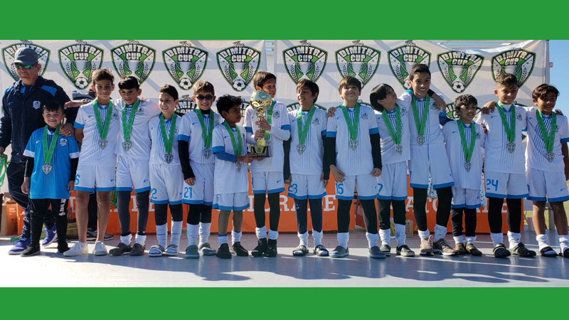 U9 & U12 Premier Champion's Dimitri Cup Naples Fl January 19/20/21, 2019