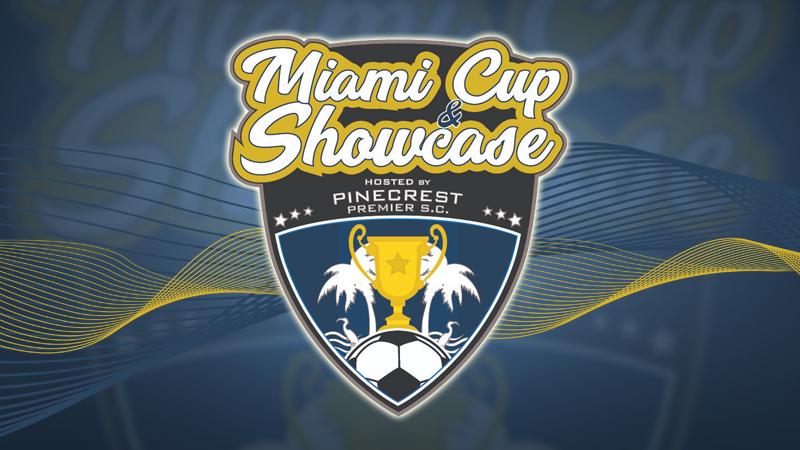 The Miami Cup & Showcase  April 2-27-28, 2019