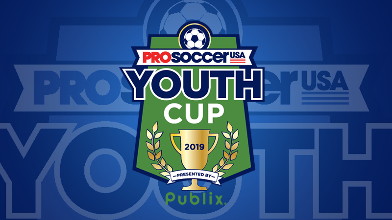 Pro Soccer USA Youth Cup, presented by Publix