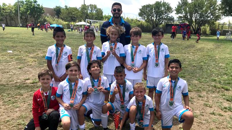U10 Elite Finalist Miami Dade Soccer League Spring Season 2019