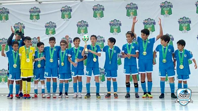 U12 Premier Champion's Pro Soccer Cup By Publix Tournament