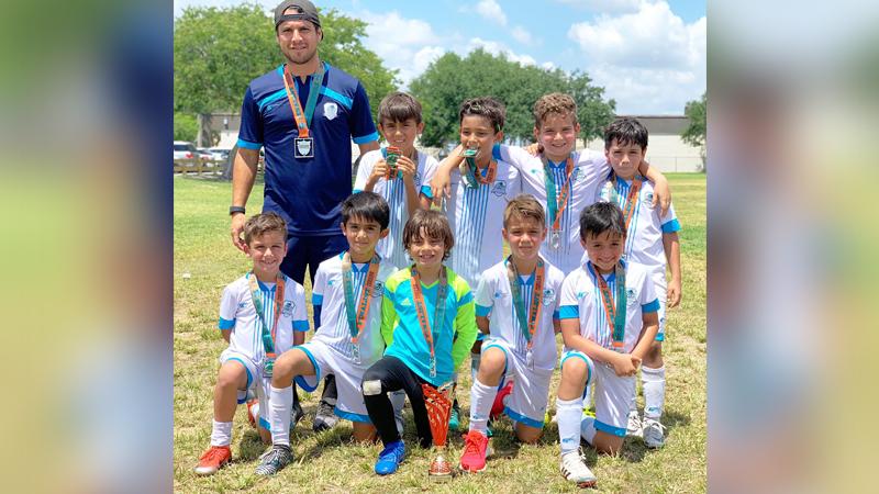 U9 Elite Finalist Miami Dade Soccer League Spring Season 2019