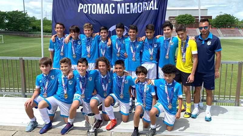 U13 Elite Champion's Potomac Memorial Day Tournament