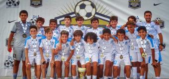 U14 Premier Champion United Soccer Cup 2019