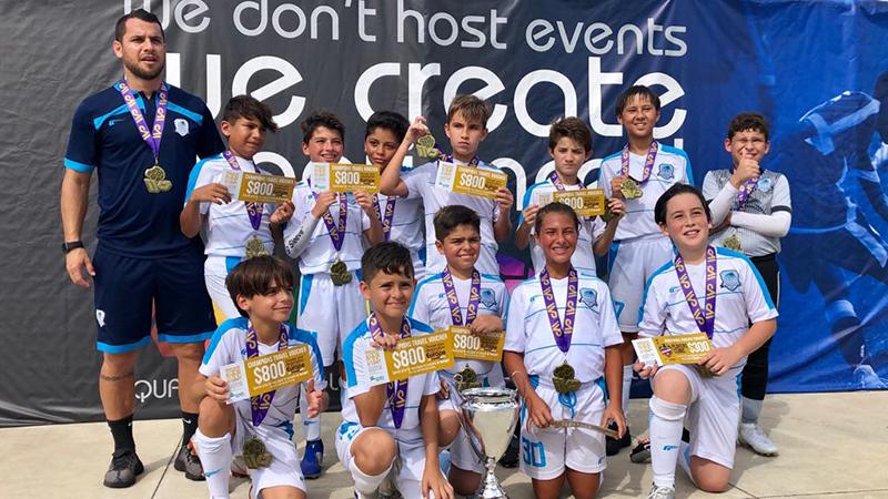 U12 White Champion's • IVP BY FIGO SUPER CUP FL 2019