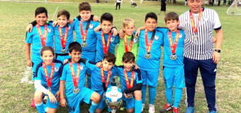 U11 Black Finalist @ The Pre-Thanksgiving Gold Cup November 16th-17th 2019 Miami Florida