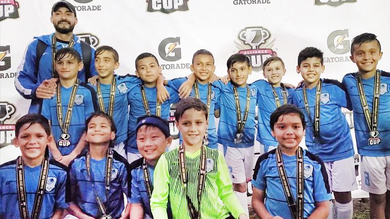 ⚽ 🏆 U11 Elite Alliance Cup Champion's 2019