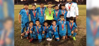U12 Blue Finalist @ The Pre-Thanksgiving Gold Cup November 16th-17th 2019 Miami Florida