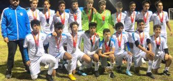 U15 Elite Finalist @ The Pre-Thanksgiving Gold Cup November 16th-17th 2019 Miami Florida