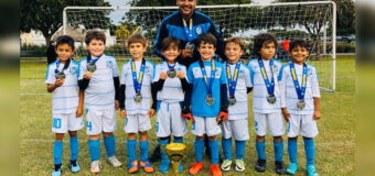 U8 Elite Champion's @ The Pre-Thanksgiving Gold Cup November 16th-17th 2019 Miami Florida