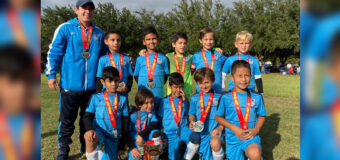U9 Elite Finalist @ The Pre-Thanksgiving Gold Cup November 16th-17th 2019 Miami Florida