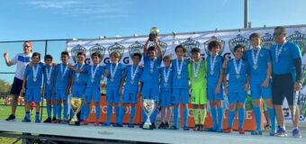U13 Premier Finalist Dimitri Cup January 11-12, 2020