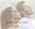 AIRPLAY – BREATH COACHING COURSE