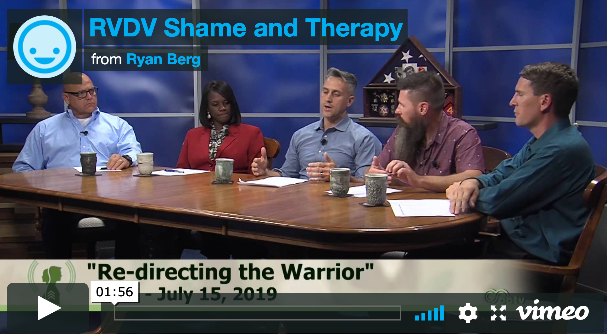 Therapy and Shame – Veterans' Voices