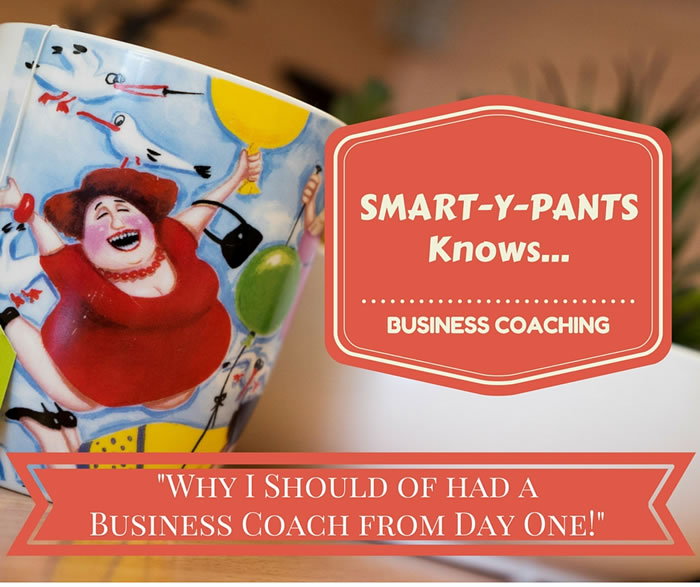 SMART-Y-PANTS Knows Business Coaching