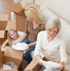 Dreading helping your parents downsize?