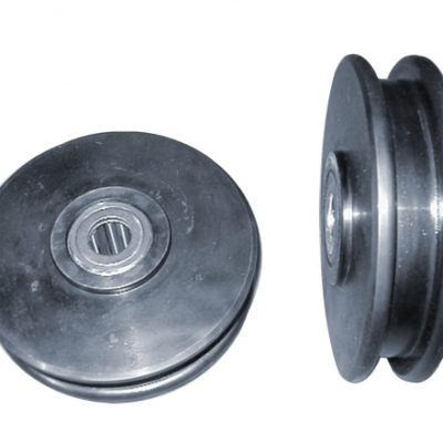 Beef Shackle Wheel - Flat