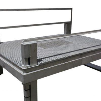 Fore Shank Platform