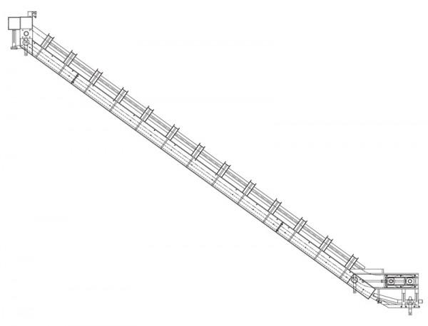 Shackle Inline Conveyor
