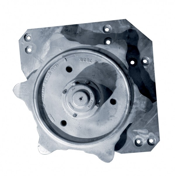 Sprocket Under Beam Bracket