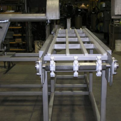 Belt Conveyor Circular Saw