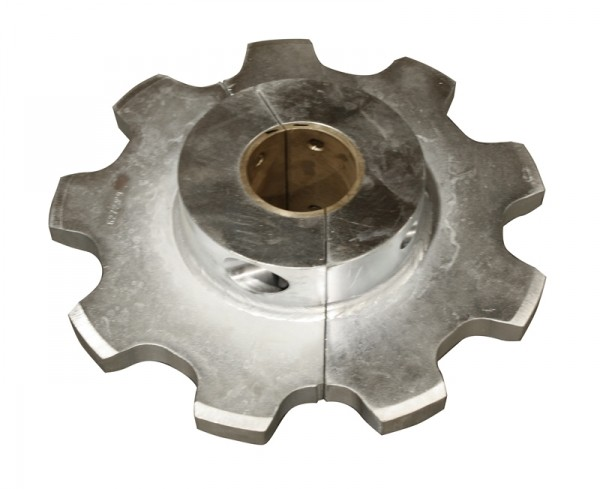 Table Sprocket Split