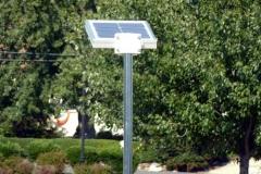 dock accessories - Overhead solar dock light