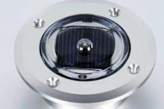 dock accessories - solar dock dot light