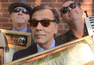 Red Beans & Rice Combo Ft. Tom Roberts at the WJS Jazz Brunch October 20th