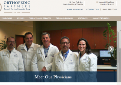 Norwich Orthopedic Group