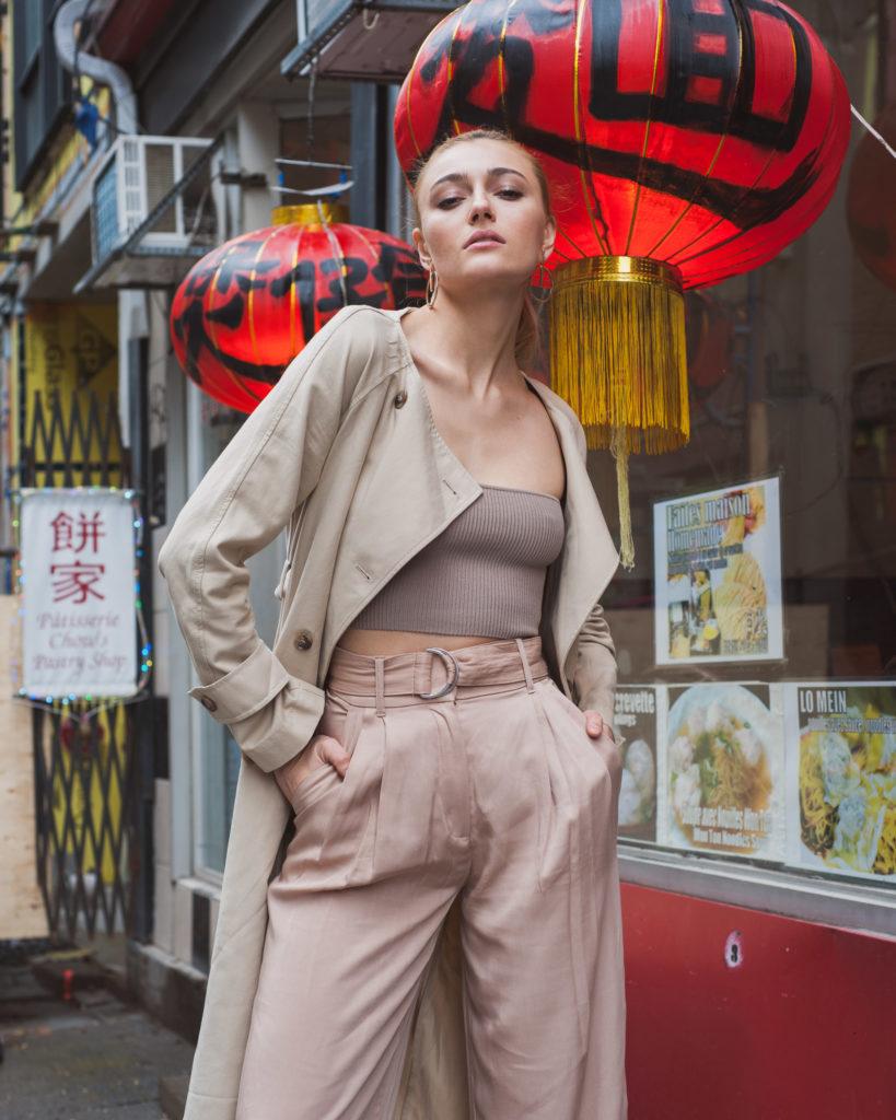 Polina, lost in translation, fashion, Montreal, photographer, maven, maven models, editorial,