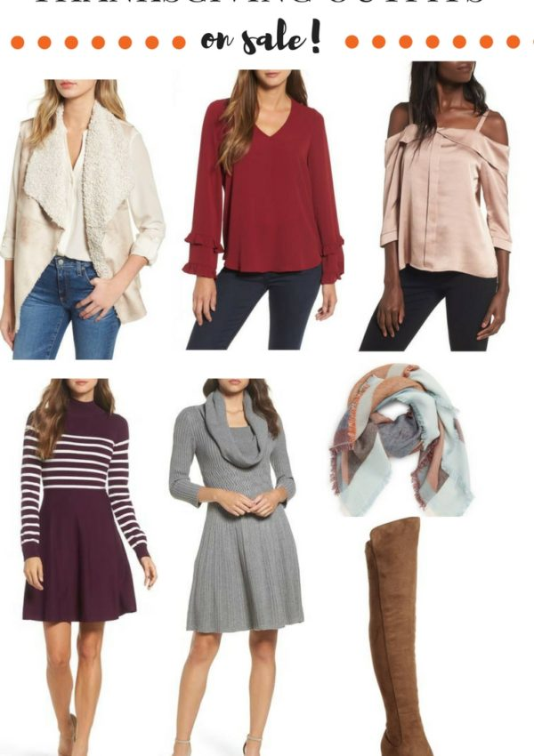 Thanksgiving Outfit Ideas On Sale!